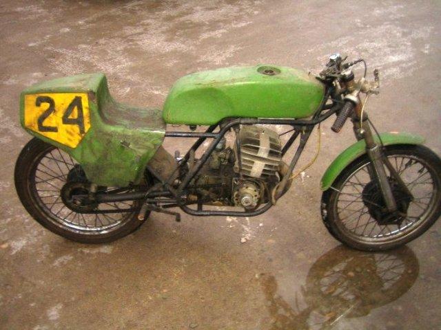 sport minsk 125cc